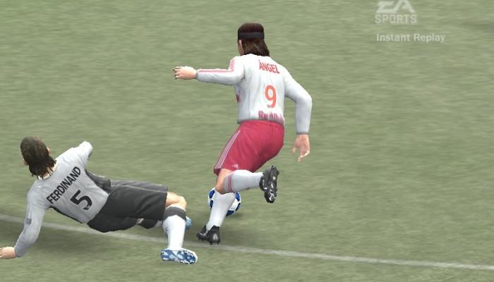 к игре FIFA 08