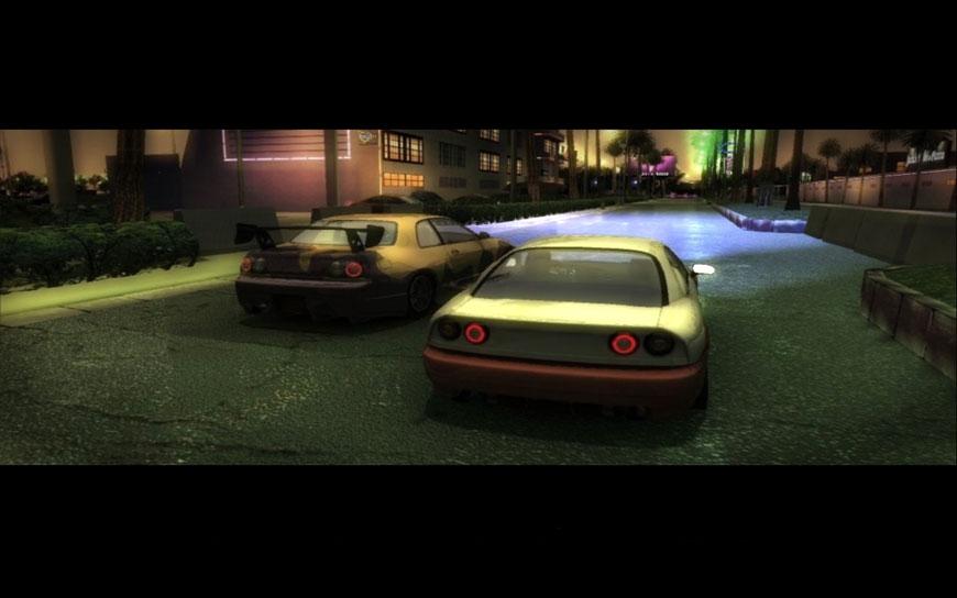 скачать игру La Street Racing через торрент - фото 4