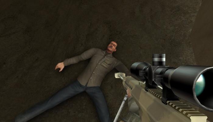 к игре Marine Sharpshooter 3