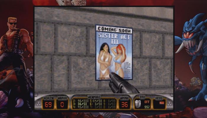 к игре Duke Nukem 3D