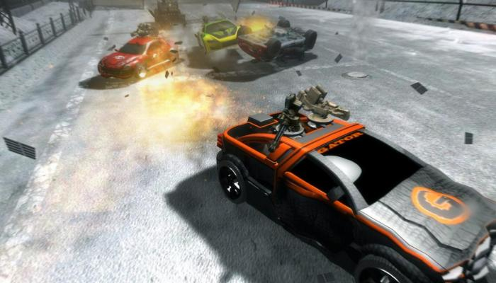 к игре Death Track: Resurrection