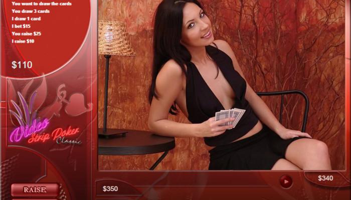 Full poker strip version video