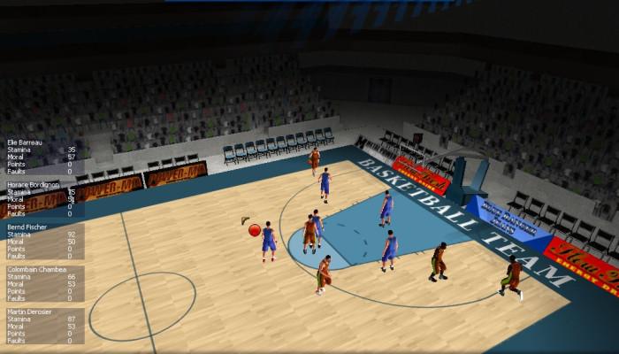к игре Basketball Manager 2008