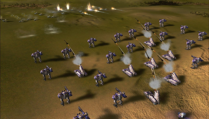 к игре Supreme Commander: Forged Alliance