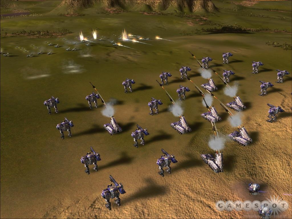 скачать игру суприм командер Forged Alliance - фото 3