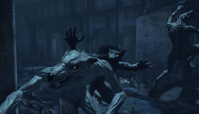 Скриншоты из игры Legendary