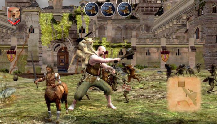к игре Chronicles of Narnia: Prince Caspian, The