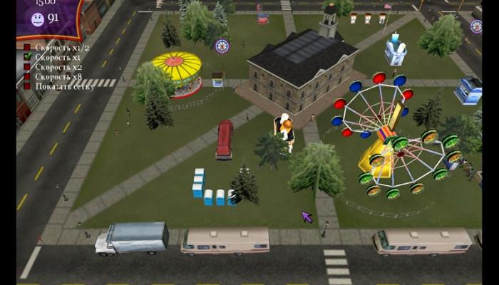 к игре Ride! Carnival Tycoon