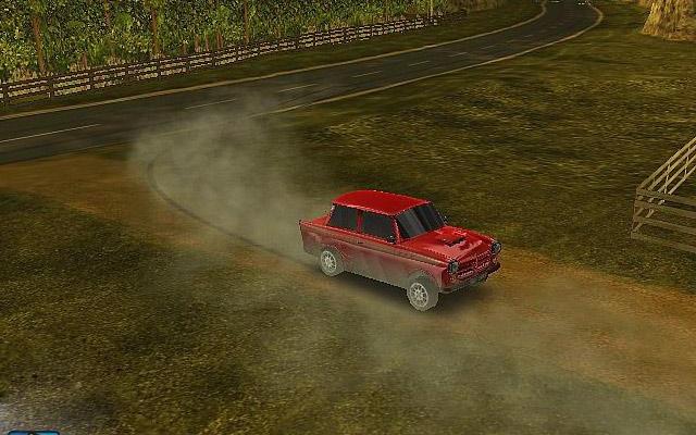 к игре Trabi Racer