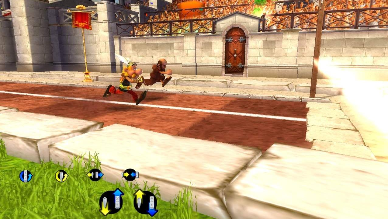 Астерикс и Обеликс игра скачать