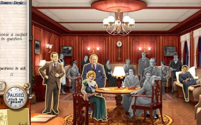 к игре Agatha Christie: Death on the Nile