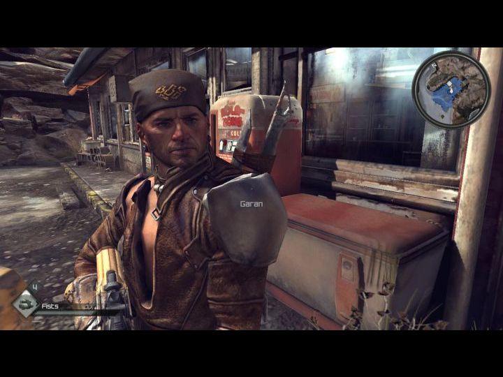 Rage - Скриншоты к игре Rage.