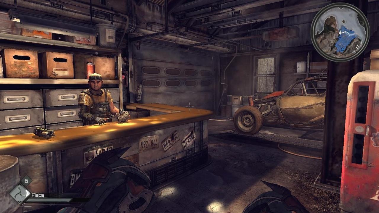 Игру Rage 2011