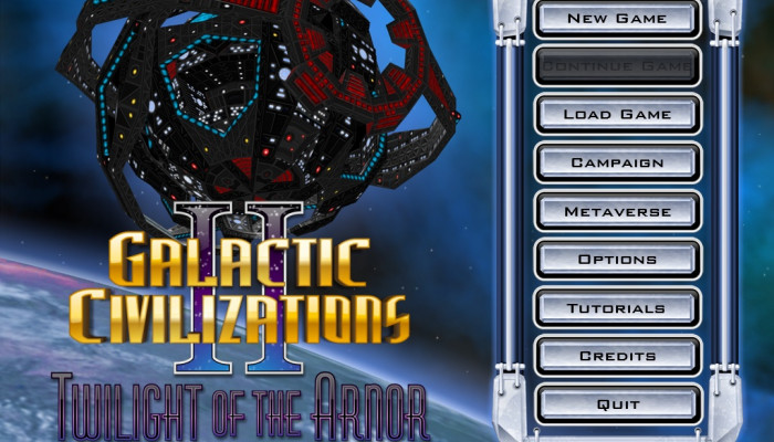 к игре Galactic Civilizations 2: Twilight of the Arnor