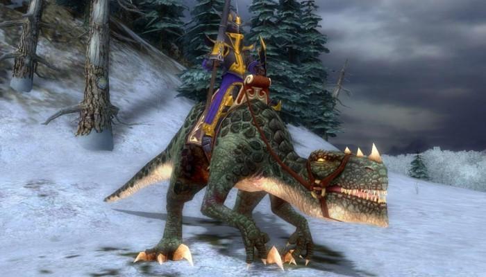 к игре Warhammer: Mark of Chaos - Battle March