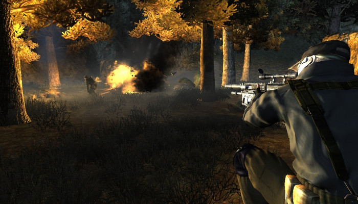 к игре Conflict: Denied Ops