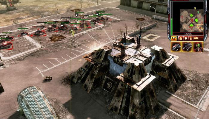 к игре Command & Conquer 3: Kane's Wrath