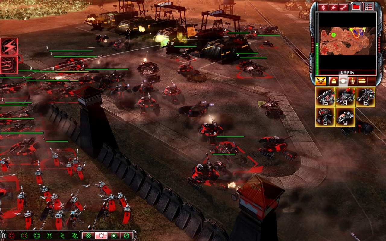 Command and conquer 3 kane's wrath механики