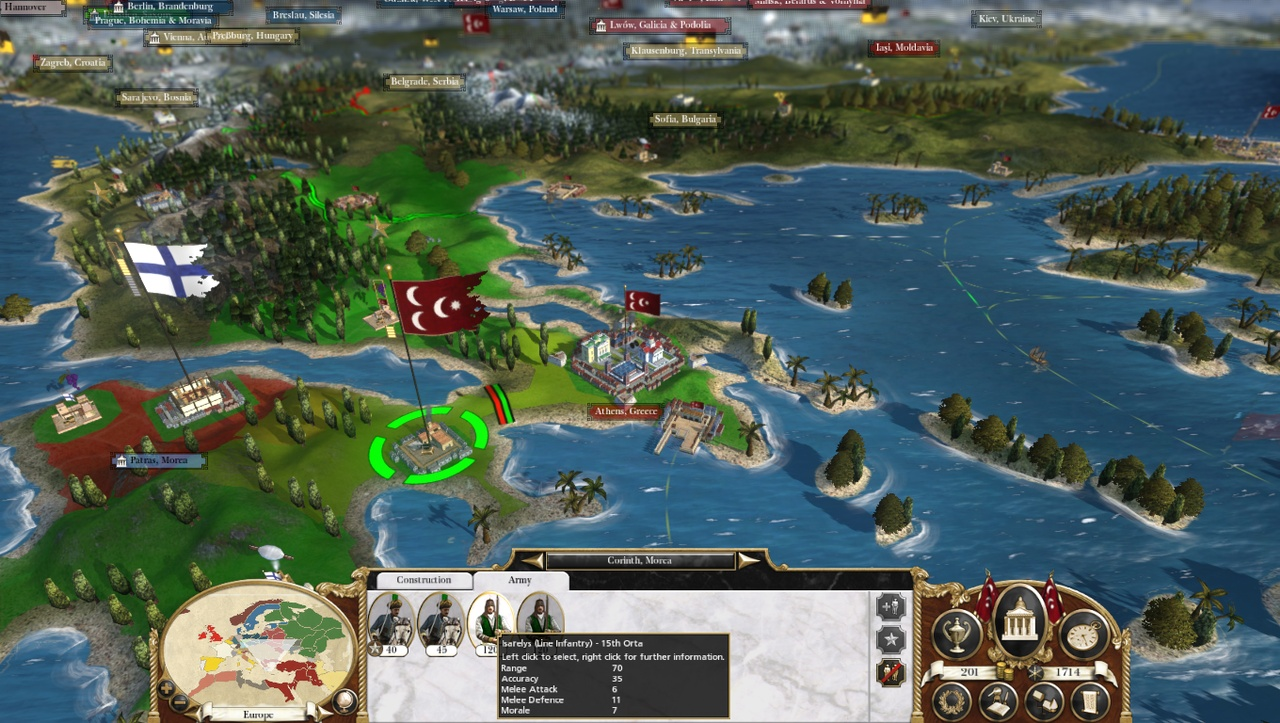 Кряк к игре empire total war.
