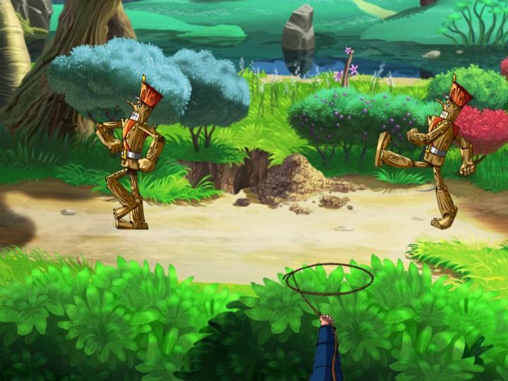 Перейти к игре strong em Волшебник Изумрудного города: Урфин Джюс и его дер