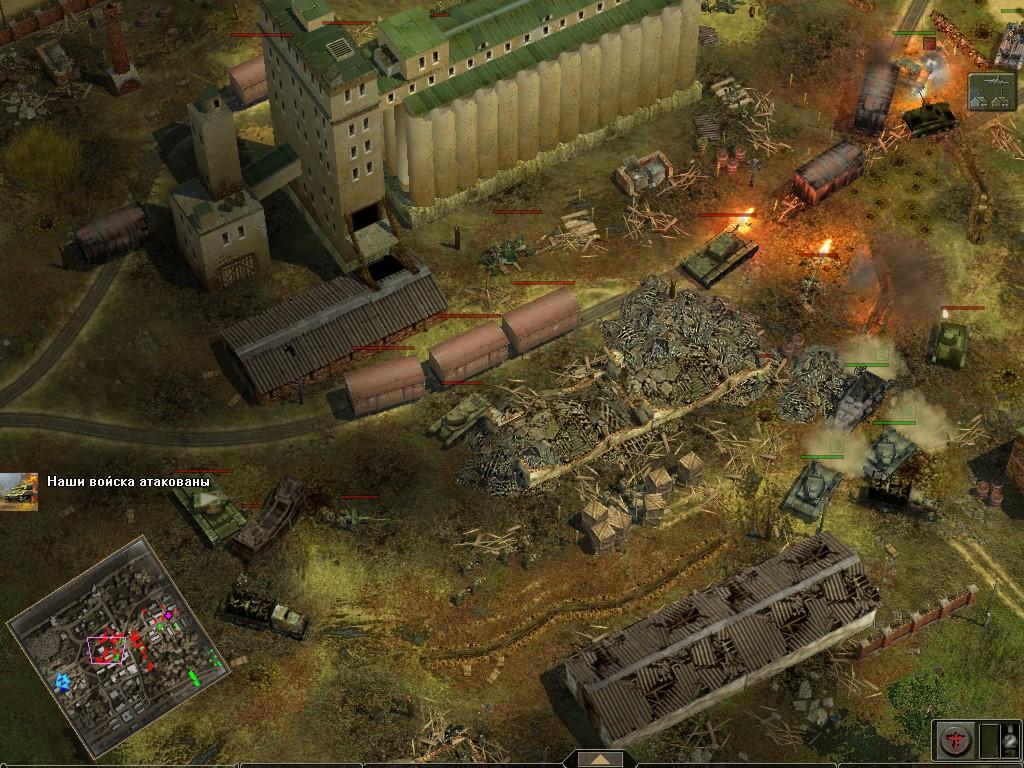 великие битвы сталинград игра торрент скачать
