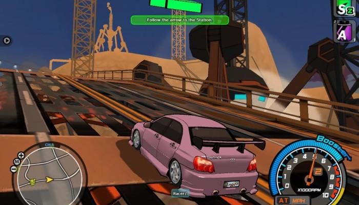 к игре Drift City