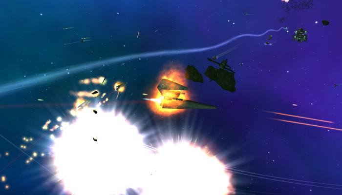 к игре Star Wolves 3: Civil War