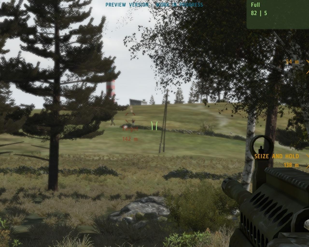 Скриншоты для игры ArmA 2.