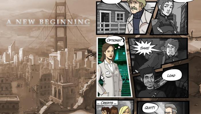 к игре New Beginning, A