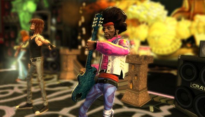 к игре Guitar Hero 3: Legends of Rock