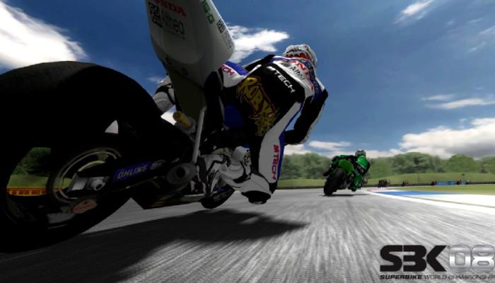 к игре SBK 08: Superbike World Championship
