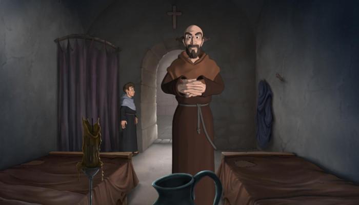 к игре Abbey: Мистическое убийство, The