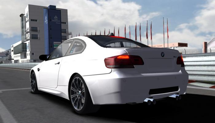 к игре BMW M3 Challenge