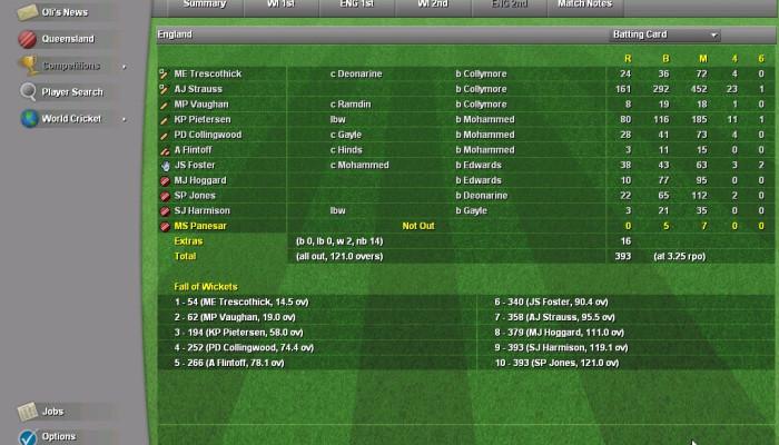 к игре Cricket Coach 2007