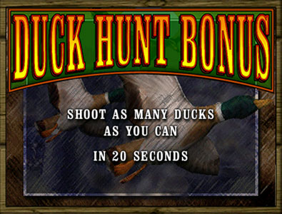 к игре Big Buck Hunter