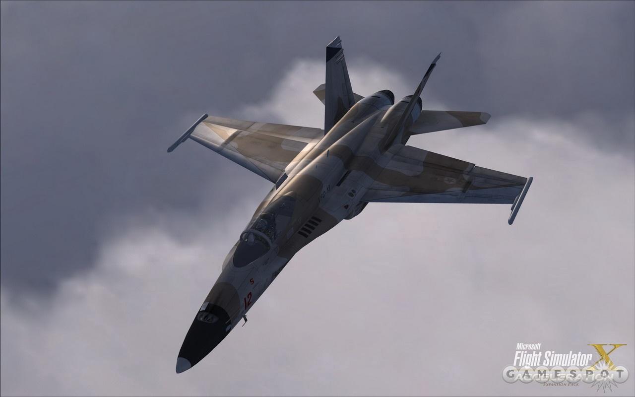 Flight Simulator X Acceleration