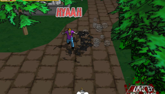к игре Monster Mega Mayhem