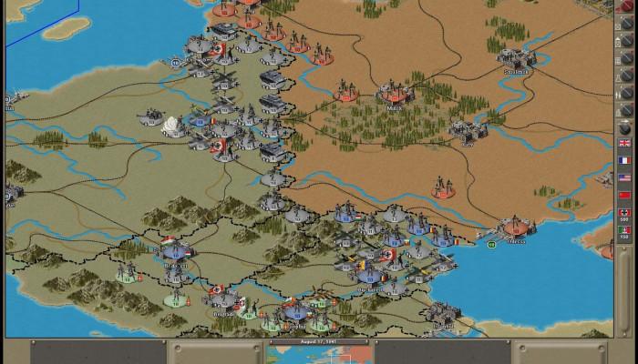 к игре Strategic Command 2: Weapons and Warfare