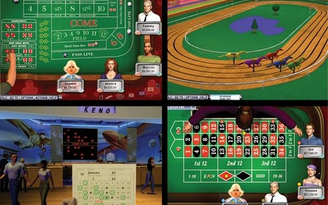 к игре Hoyle Casino (2008)