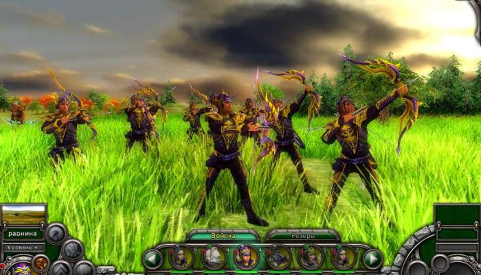 к игре Elven Legacy