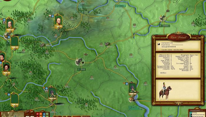 к игре Napoleon's Campaigns