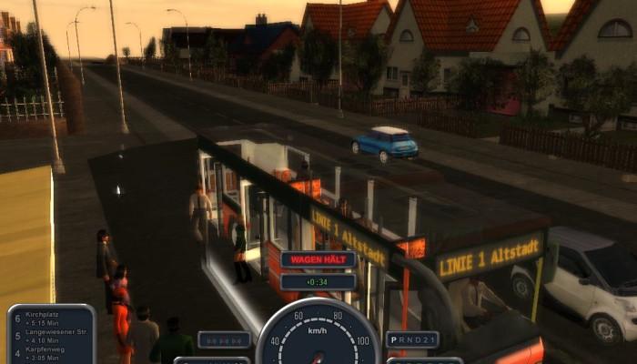 к игре Bus Simulator 2008