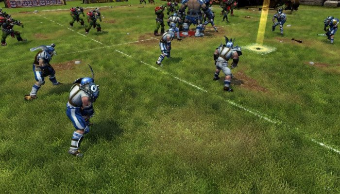 к игре Blood Bowl