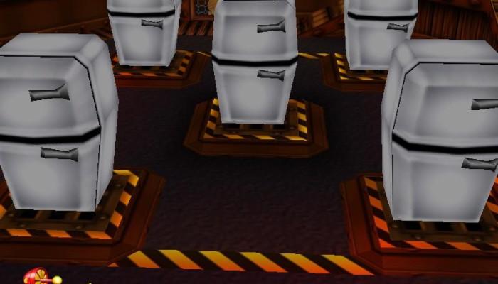 к игре Earthworm Jim 3D