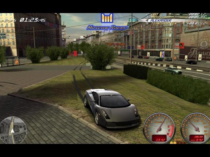 Перейти к скриншоту из игры strong em Moscow Racer/em/strong под номером st