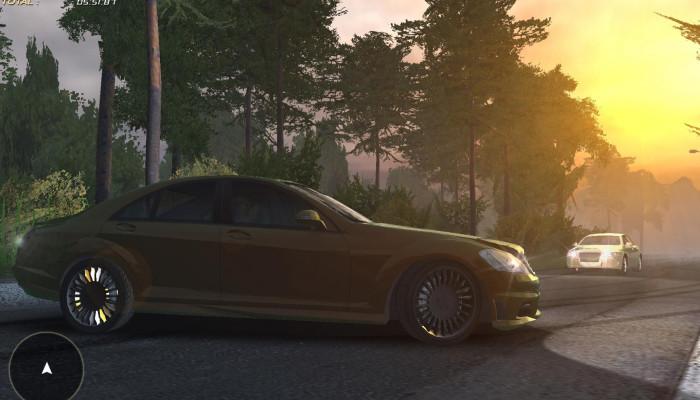 к игре Moscow Racer