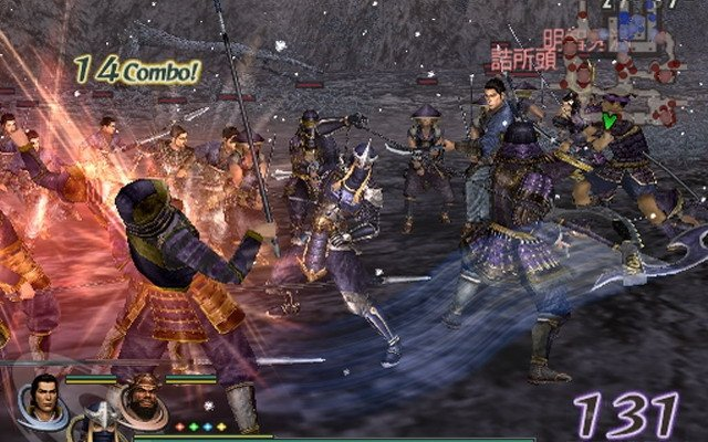 Warriors orochi 2 eur- us updated psp iso cso download for pspd0wn