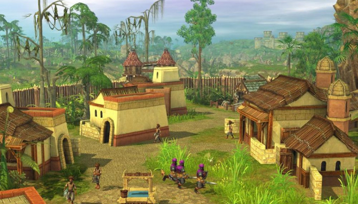 к игре Settlers: Rise of an Empire - The Eastern Realm, The