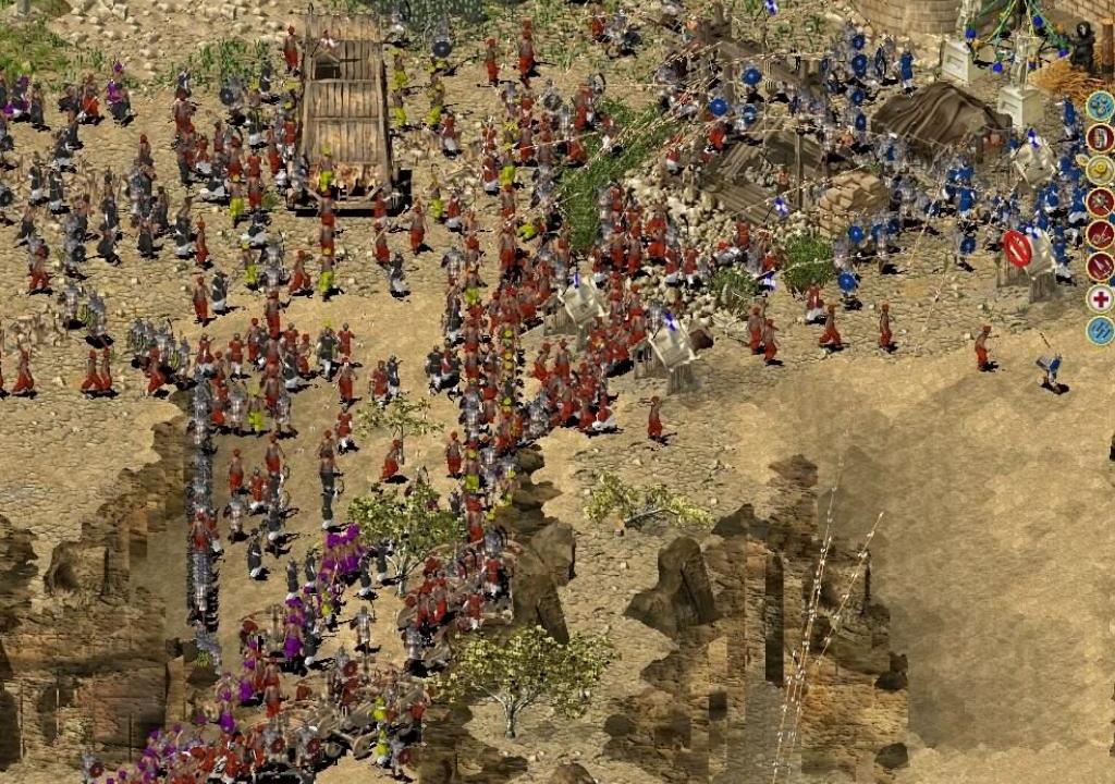 Скачать моды на stronghold crusader extreme