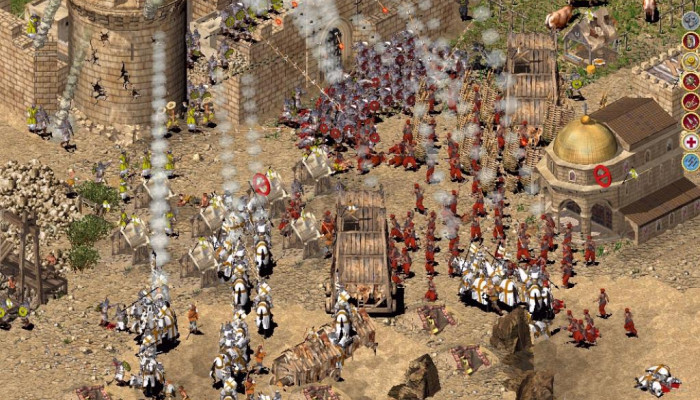 к игре Stronghold Crusader Extreme